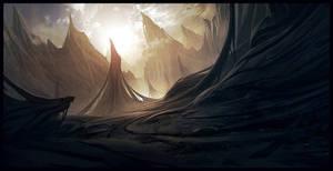Organic mountains
