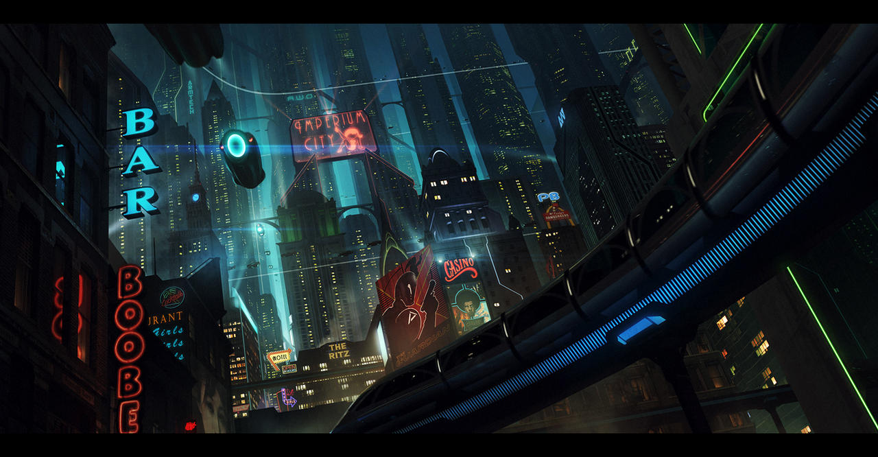 LMS Imperium City by AndreeWallin