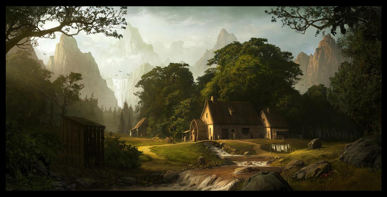 Trollskogen by AndreeWallin
