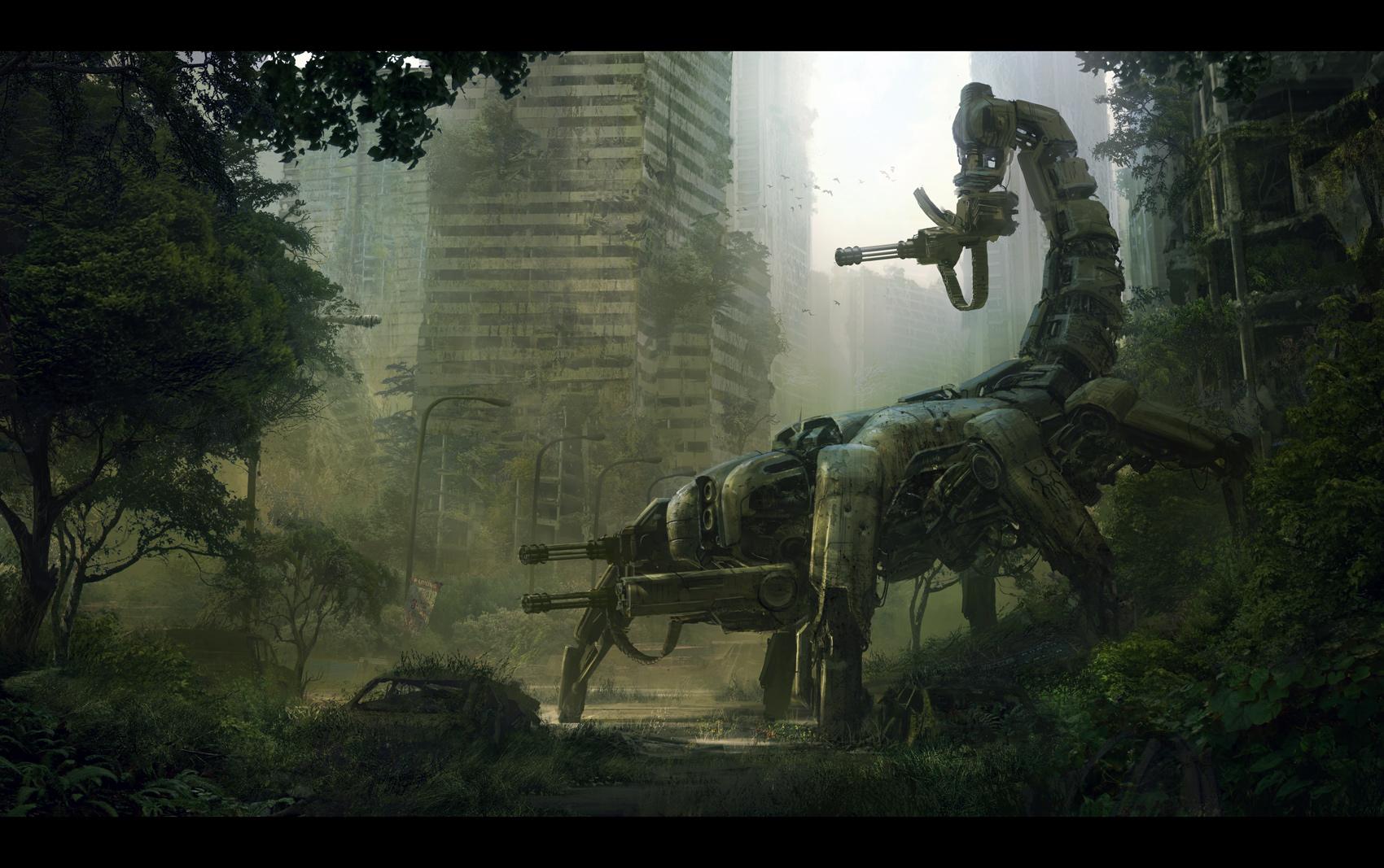 Wasteland 2 | Scorpitron 2.0