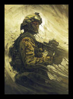 Soldier by AndreeWallin