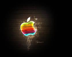 Apple Retro by Sh0ker