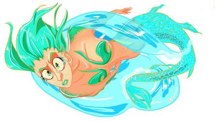 Whaddup Mermaid!