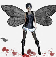Wing's Of A Butterfly by TearsInMyEmoEyes