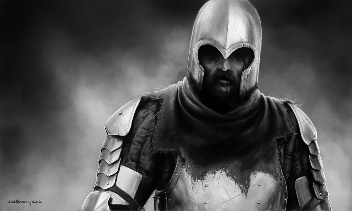 Fallen Warrior by Spellsword95