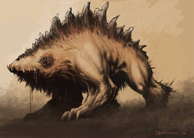 Creature Concept #1 by Spellsword95