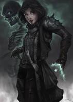 Necromancer by Spellsword95