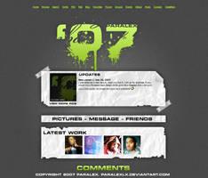 Myspace Version 3
