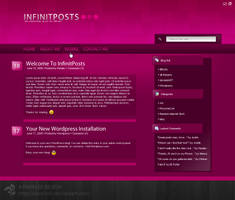 InfinitPosts Blog Layout
