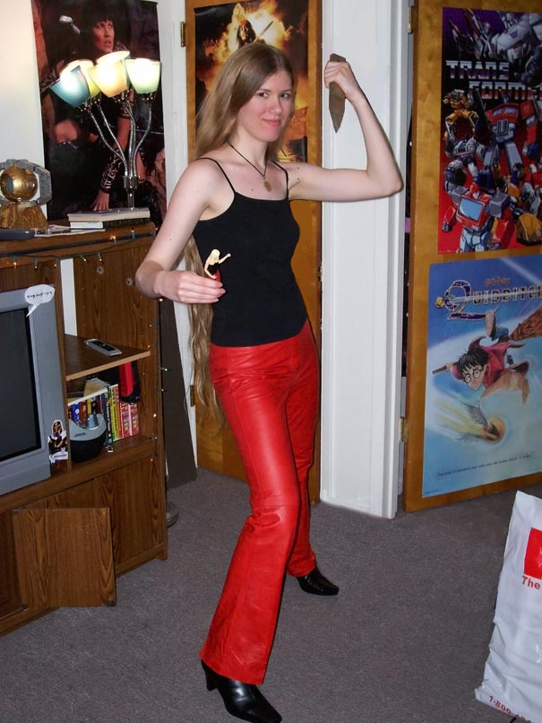Buffy cosplay