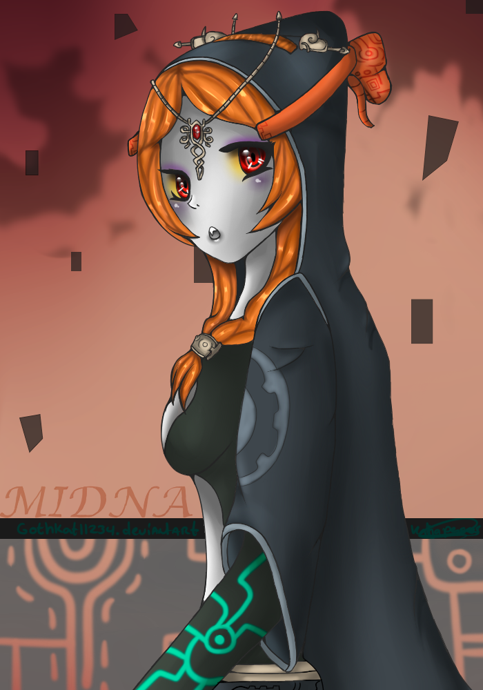 Midna by GothKat11234