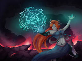 Nether Illusionist by Goth-Kath