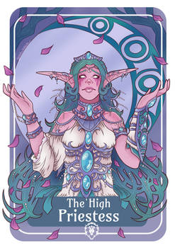 #3 The High Priestess