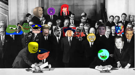 Treaty of Random Place (1969)