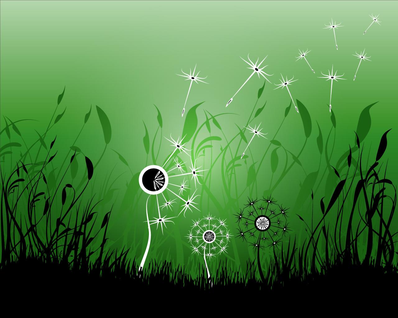 Dandelion Wish by dedpan
