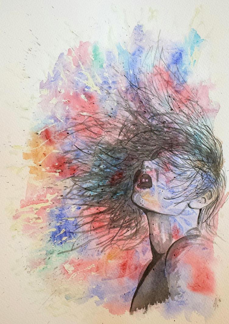 Scream by Jalipuchi
