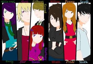 My 7 Sins