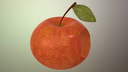 Just Apple [HD Render]