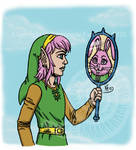 A Link to the past by AmmoniteFarouche