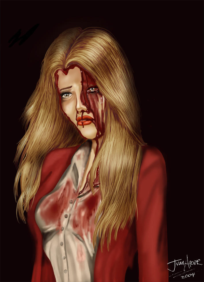 Silent Hill: Lisa Garland by ChanJP