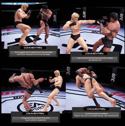 MWL 01 Ken vs Jacky Bryant 02 by MaleWrestlingLeague