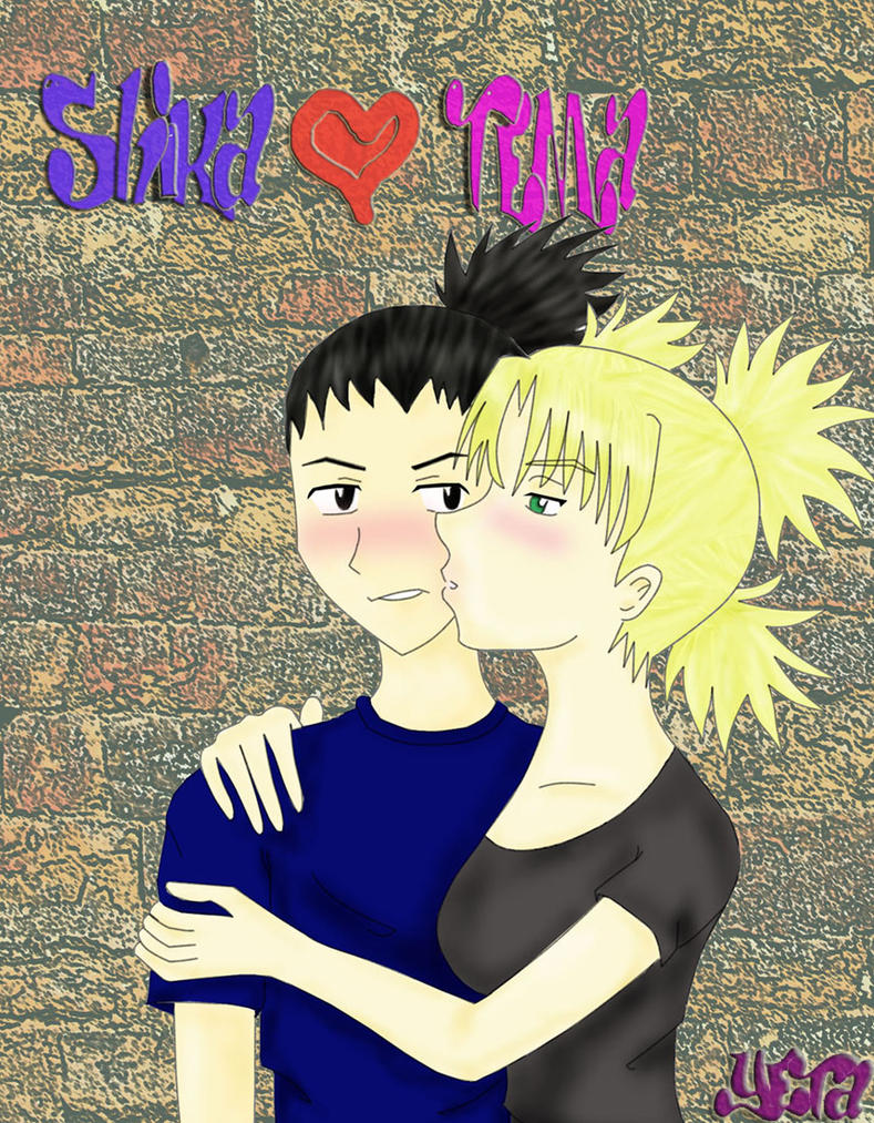 sweet Kiss by Temari-Shikamaru on DeviantArt