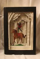 Dream Ride Book Alteration by wetcanvas