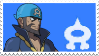 Archie ORAS stamp by FlameFatalis