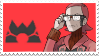 Maxie ORAS stamp by FlameFatalis
