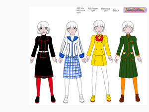 Imperial Academy Uniform and Code