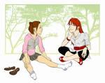 Jena and Ahmi