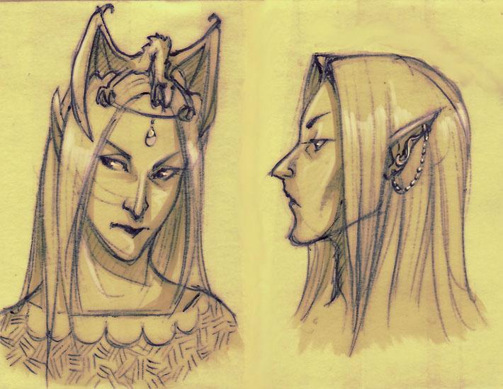 Elric of Melnibone by sheastandefer