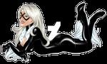 Commission: Black Cat