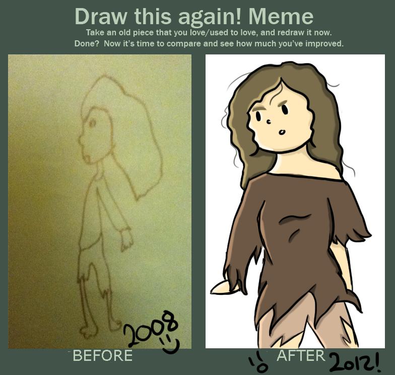 Improvment Meme by MellenAgen