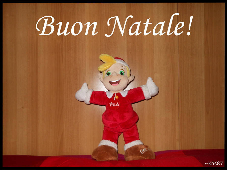 Buon Natale 2012 by kns87