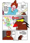 the ANGRY BEAVERS MANGA Vol.04