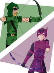 Archers by KirstyEmma