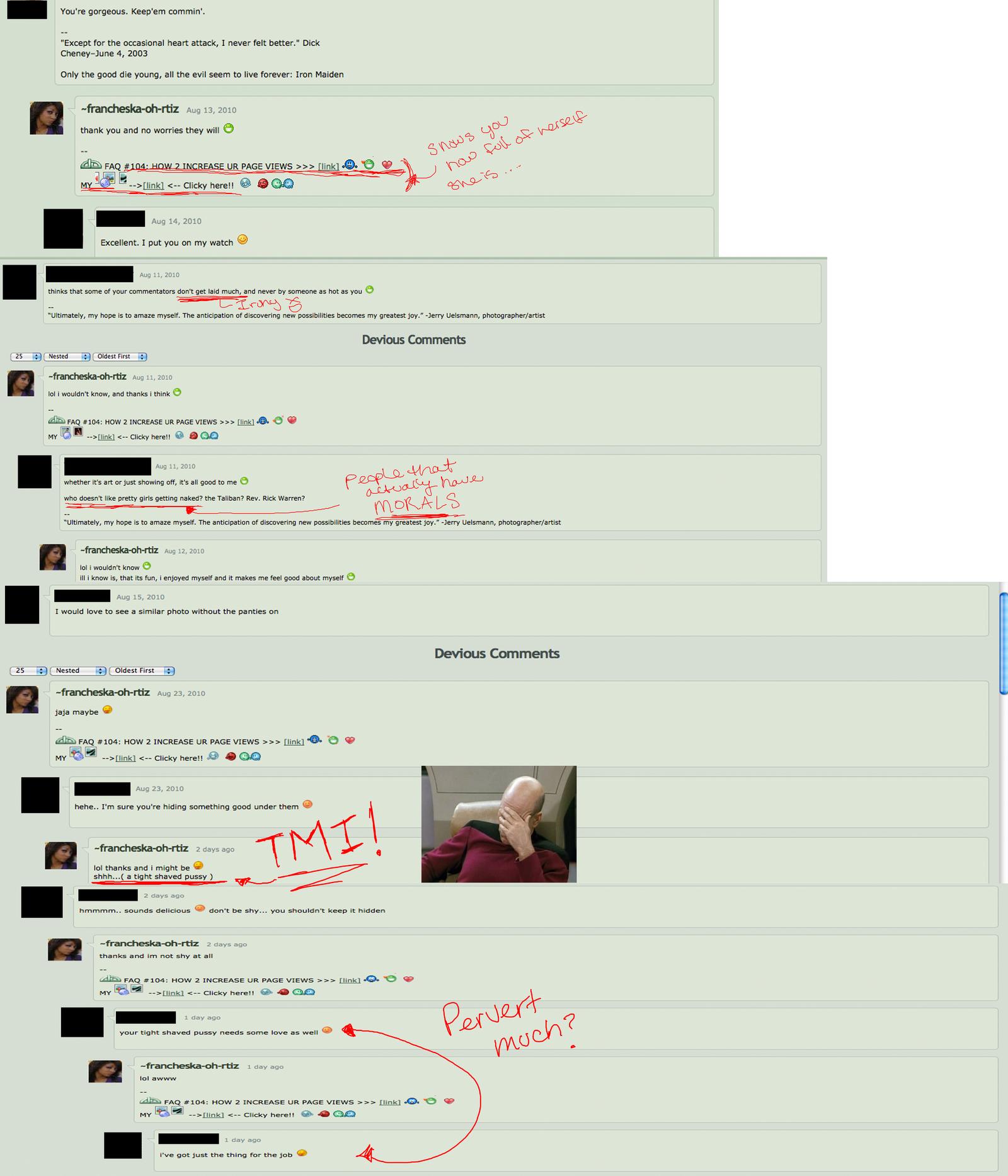forum: camwhores don't belong here. | deviantart
