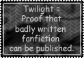 Badly Written Fanfiction by World-Hero21
