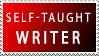 Self-Taught Writer by World-Hero21