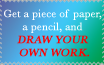 Dear Art Thieves by World-Hero21