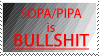 SOPA and PIPA is Bullshit by World-Hero21