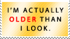 I Look Younger by World-Hero21
