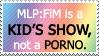 No Pony-Porno by World-Hero21