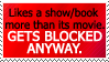 Stupid Block Reason #2: BAWWW U LIEK THAT? by World-Hero21