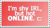 Request: The Socially-Awkward Dork IRL by World-Hero21