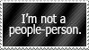 I'm more anti-social than I seem. by World-Hero21