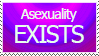 Just as homosexuality exists.