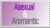 Aromantic asexual
