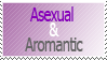 Aromantic asexual by World-Hero21
